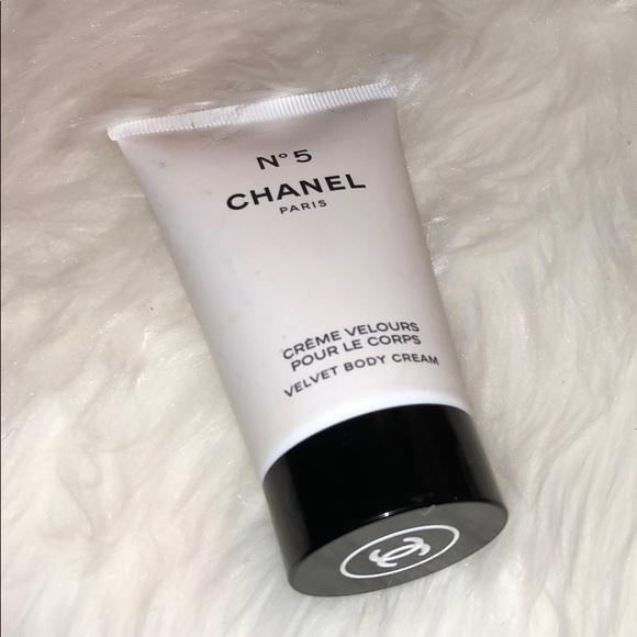 CHANEL Other - Chanel velvet body cream✨ authentic edf7f2826ef